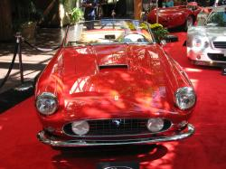 FERRARI 250 GT CALIFORNIA white