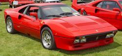 FERRARI 288 GTO EVOLUZIONE red