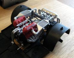 FERRARI 288 GTO engine
