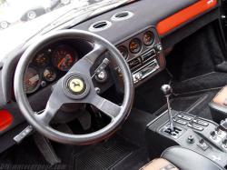 FERRARI 288 GTO interior