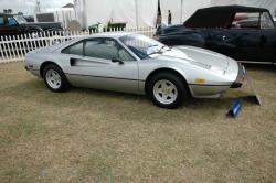 FERRARI 308 GT silver