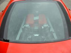 FERRARI 360 MODENA engine