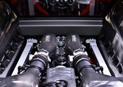 FERRARI 430 SCUDERIA engine