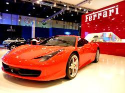 Ferrari 458 Italia by Naiyyer