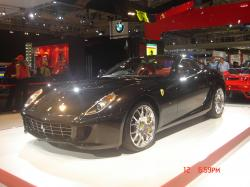 FERRARI 599 GTB FIORANO black