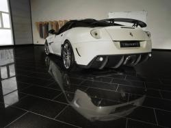 FERRARI 599 white