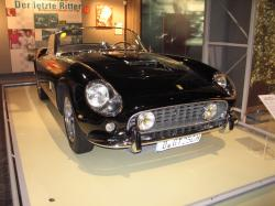 FERRARI CALIFORNIA 250 black