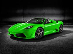 FERRARI CALIFORNIA green