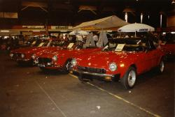 FIAT 124 1200 brown