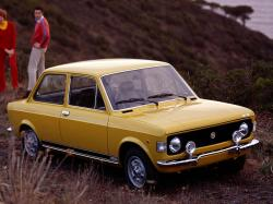 FIAT 125 MIRAFIORI brown