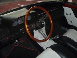 FIAT 125 interior