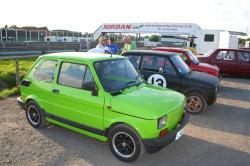 FIAT 126 600 green