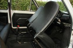 FIAT 126 interior