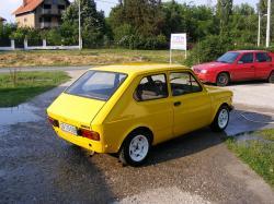 FIAT 127 1.3 red