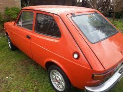 FIAT 127 1.3 white