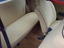 FIAT 127 interior