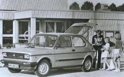 FIAT 127 silver