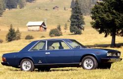 FIAT 130 COUPE blue