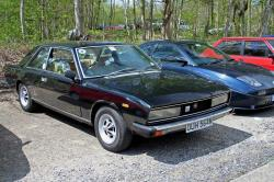 FIAT 130 COUPE brown