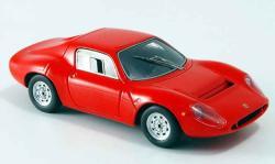 FIAT 130 red