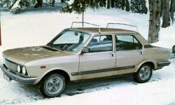 FIAT 132 1800 engine