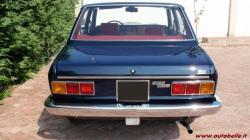 FIAT 132 1800 red