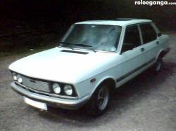FIAT 132 brown
