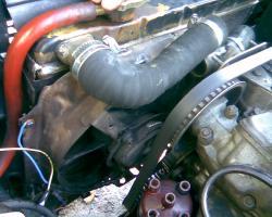 FIAT 132 engine