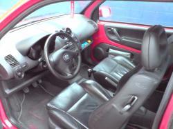 FIAT 132 interior