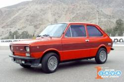 FIAT 133 red