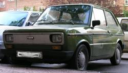 FIAT 133 white