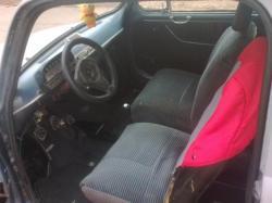 FIAT 600 brown