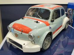 FIAT 850 BERLINA blue