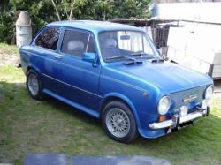 FIAT 850 blue