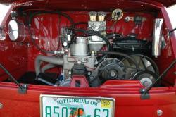 FIAT 850 engine
