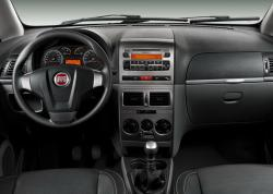 FIAT ADVENTURE interior
