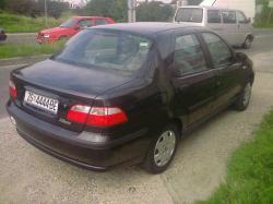 FIAT ALBEA black