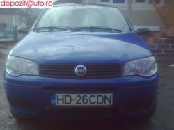FIAT ALBEA blue