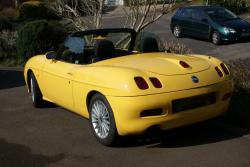 FIAT BARCHETTA 1.8 brown