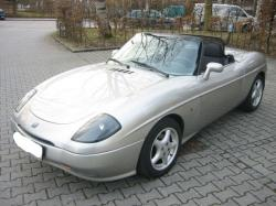 FIAT BARCHETTA 1.8 engine