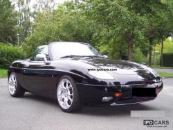 FIAT BARCHETTA 1.8 interior