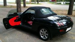 FIAT BARCHETTA black