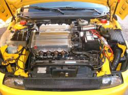 FIAT COUPE 1.8 engine