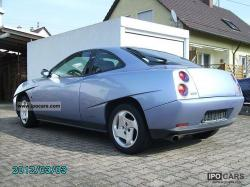 FIAT COUPE 1.8 green