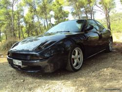 FIAT COUPE 1.8 silver