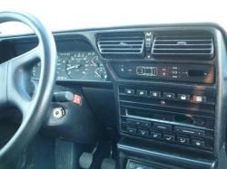 FIAT CROMA 2.5 TD red