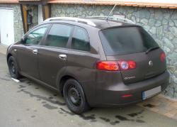 FIAT CROMA brown