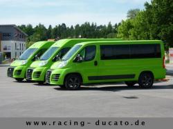FIAT DUCATO green