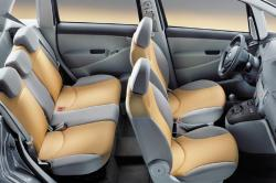 FIAT IDEA 1.4 interior