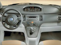FIAT IDEA engine